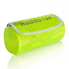 Addmotor 2019 Latest Waterproof Translucent Electric Bicycle Front Frame Storage Bag